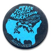 Peace Torch button