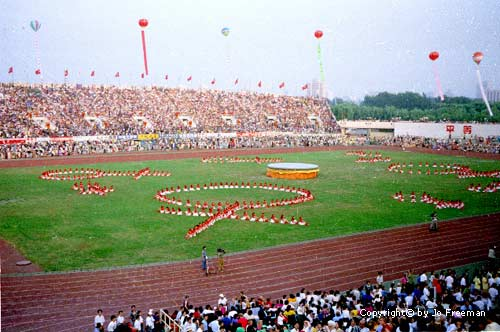 NGO Opening Ceremony