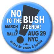No to Bush